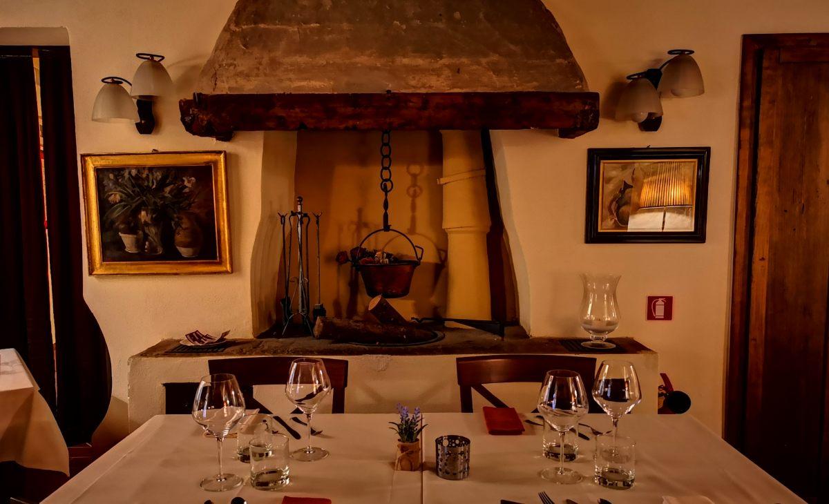 Antica Torre Ristorante Enoteca Carmignano - Chef Mattia Verni